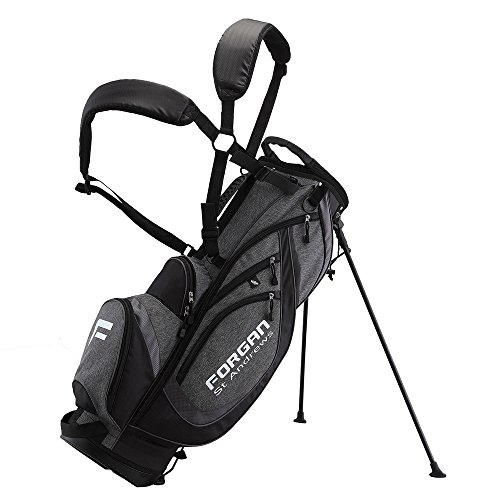 Forgan The Country Club of St Andrews Deluxe Golf Stand Carry Bag ()