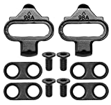 Wellgo Shimano SPD Compatible Cleat Set