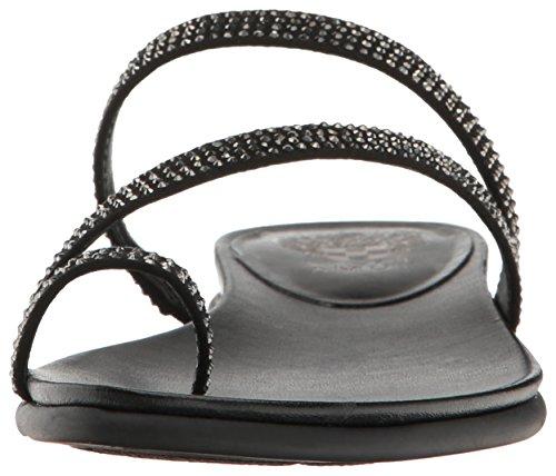 Women's Camuto Ring Vince Sandal Toe Black Evina gaAx5q