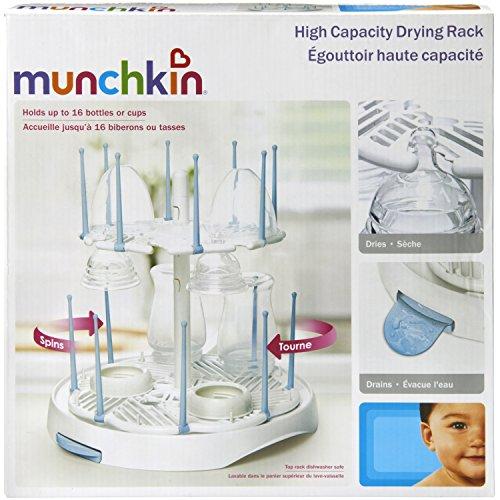 Munchkin High Capacity Drying Rack White Buy Online In