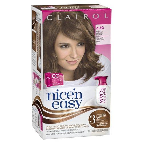 clairol-nice-n-easy-foam-hair-color-65g-lightest-golden-brown-1-kit-packaging-may-vary