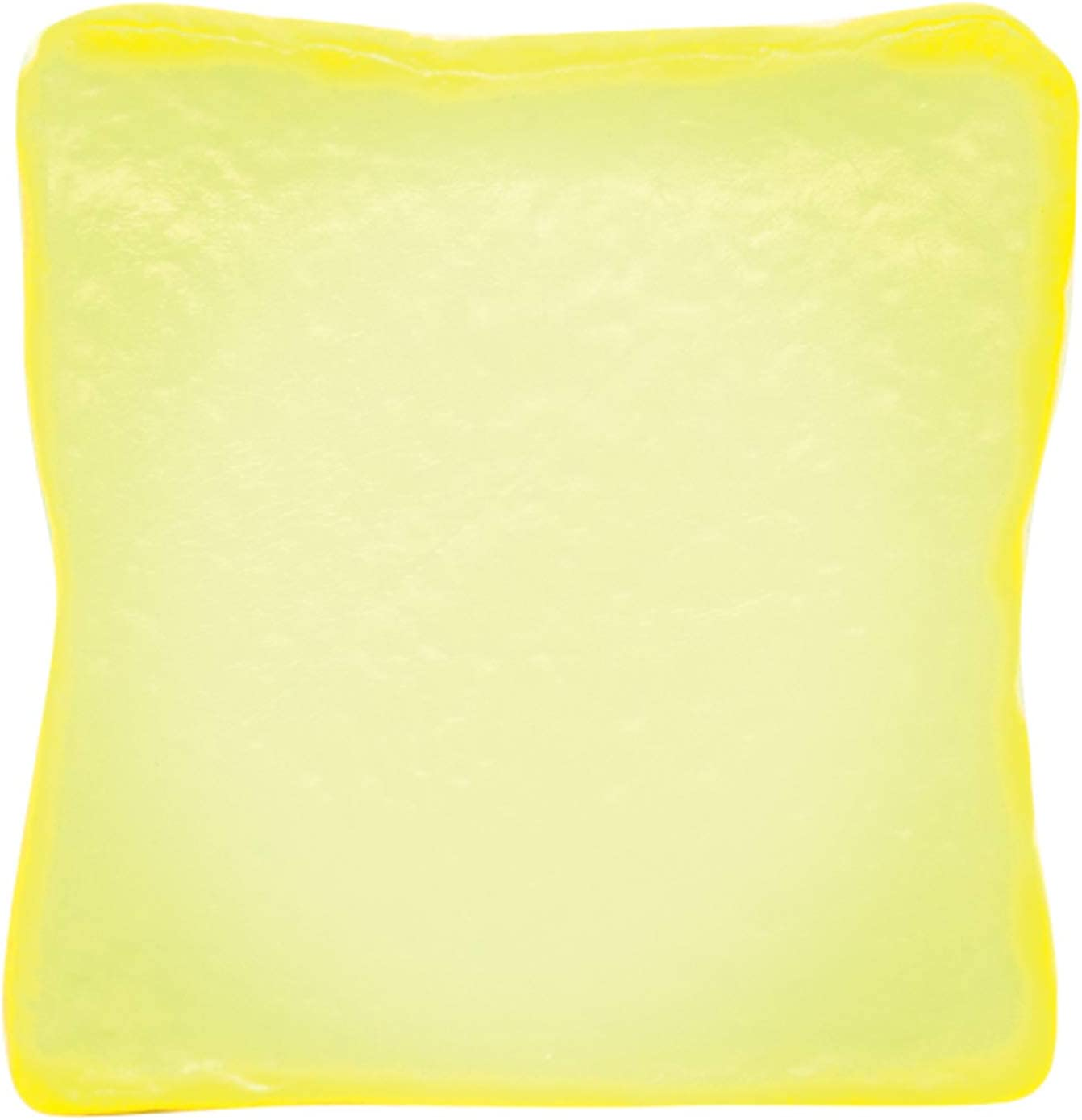 iBloom Aoyama Tokyo Milk Toast Realistic Bread Slow Rising Squishy Toy (Melon Scented, Green, 5.1 Inch) [Kawaii Squishies for Party Favors, Stress Balls, Birthday Gifts for Kids, Girls, Boys]
