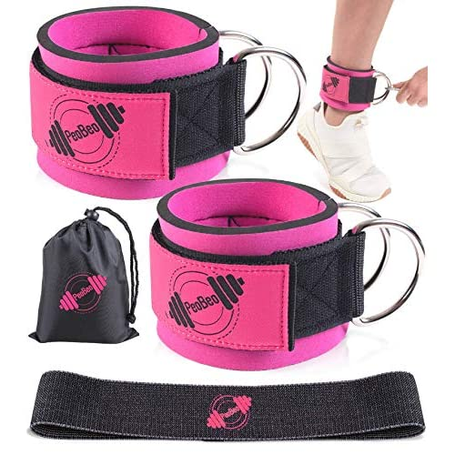PeoBeo Ankle Straps for Cable...