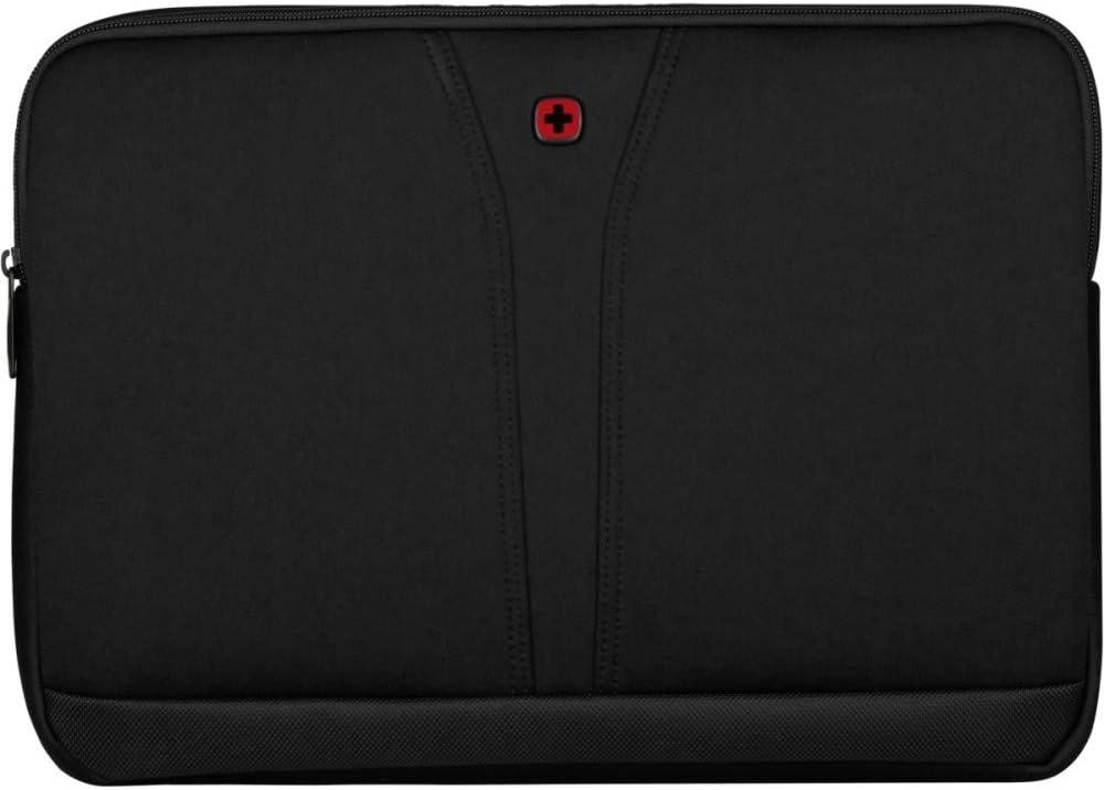 Wenger, BC Fix Neoprene Laptop Sleeve 15.6 Inches Black (R)