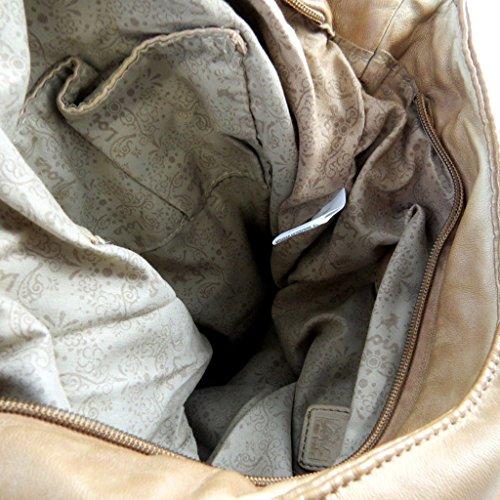 Designer 41x30x15 Vintage 'lois Bag Cm Jean'beige zWqdnAI