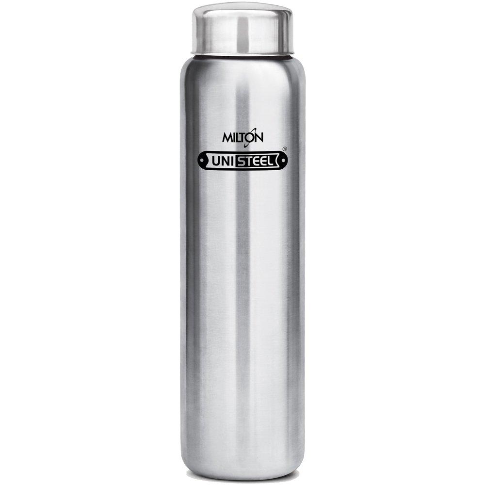 Milton Aqua Stainless Steel Fridge Water Bottle 930ml, Silver