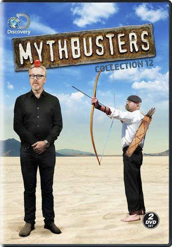 Mythbusters: Collection 12 by Discovery Channel