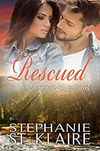 Rescued by Stephanie St. Klaire ebook deal