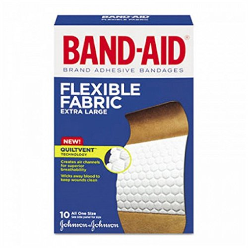 band-aid-flexible-fabric-bandages-extra-large-10-ea-pack-of-3
