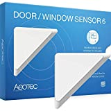 Aeon Labs Z-wave Door / Window Sensor 6 ZW112-A with rechargeable battery.