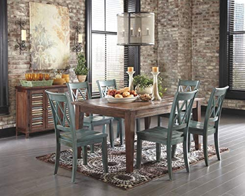 home, kitchen, furniture, kitchen, dining room furniture,  chairs 10 picture Ashley Furniture Signature Design - Mestler Dining Room Side promotion