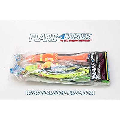 Flare Copter (3-pk): Toys & Games