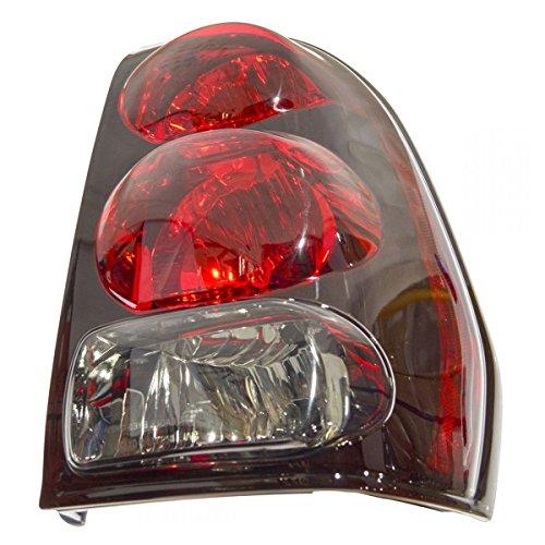(Taillight Taillamp Rear Brake Light Passenger Side Right RH for Trailblazer)