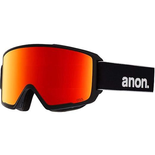 Amazon.com: Anon M3 - Gafas de nieve para hombre con lentes ...