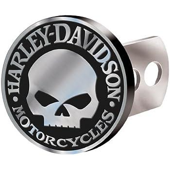 Amazon Com Harley Davidson Willie G Skull Trailer Hitch