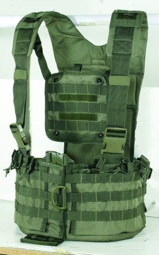 VooDoo Tactical 20-8400004000 Chest Rig, OD