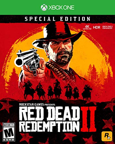 Red Dead Redemption 2: Special Edition - Xbox One (Xbox 65 Dollar Gift Card)