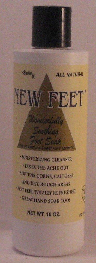 Foot Soak Bette K's 10 oz Liquid by Bette K's