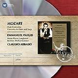 Mozart: Flute Concertos Nos. 1 & 2; Concerto for Flute and Harp