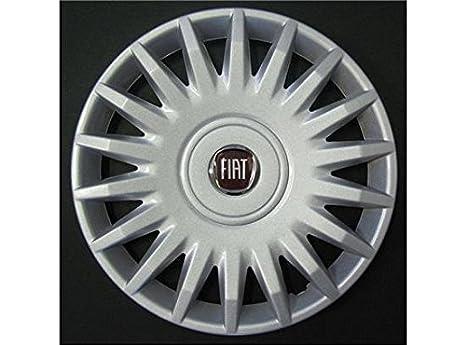 Otras Marcas Juego 4 Tapacubos para Fiat Stilo 15: Amazon.es: Coche y moto