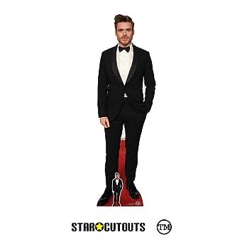 STAR CUTOUTS CS816 Richard Madden Bowtie Bodyguard - Corbata de ...