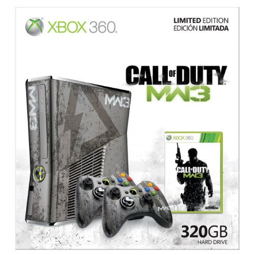 Xbox 360 Limited Edition Call of Duty: Modern Warfare 3 Bundle (Certified Refurbished)