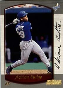 2000 Bowman Baseball Card #94 Adrian Beltre Los Angeles Dodgers Sports Card