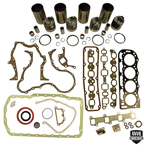 Eng Base - 1109-D268 Ford New Holland Parts Engine Base Kit 268 ENG; 655C INDUST/CONST; 655D INDUST/CONST; 6600; 6610; 6710