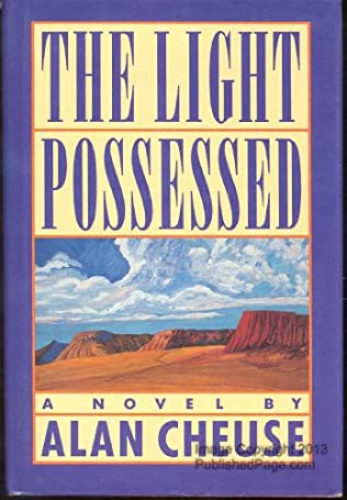 book cover of The Light Possessed