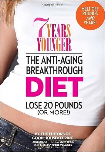 the anti aging breakthrough diet