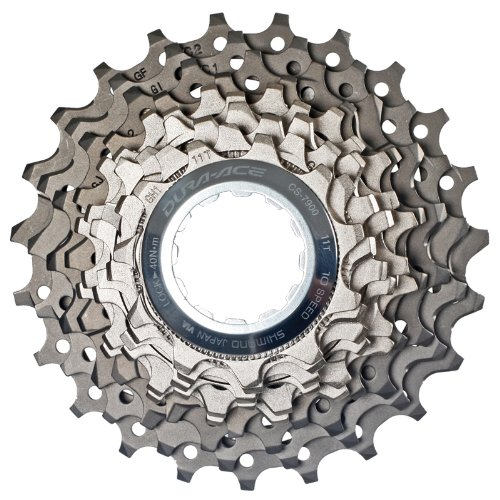 (SHIMANO CS-7900 Dura Ace Bicycle Cassette (10-Speed, 11/25T))