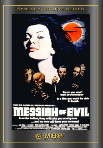 Messiah Of Evil (1973) -