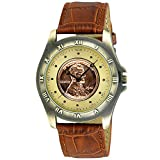 Men's Wheat Penny Antique Gold Coin Watch