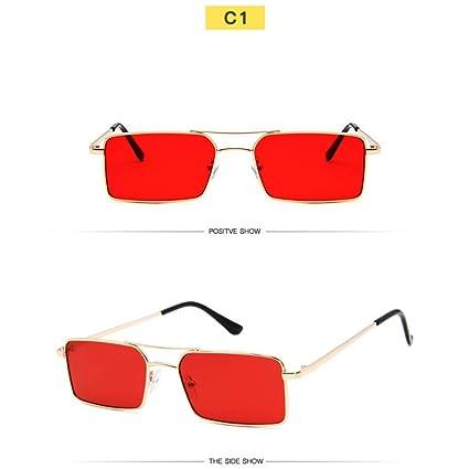 Amazon.com : YLNJYJ Señoras Elegantes Gafas De Sol De La ...