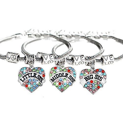 heart charms personalized - 5