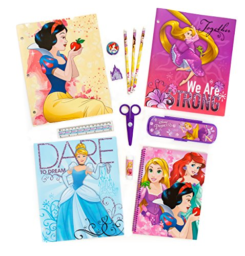 Princess Themed School Supplies / Art Supplies by Unknown