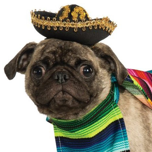 Rubie's Pet Costume, Large, Mexican Serape by Rubie's (Image #2)