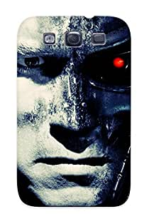 For Galaxy Case, High Quality Terminator 2 Judgment Day Cyborg For Galaxy S3 Cover Cases / Nice Case For Lovers' Gifts