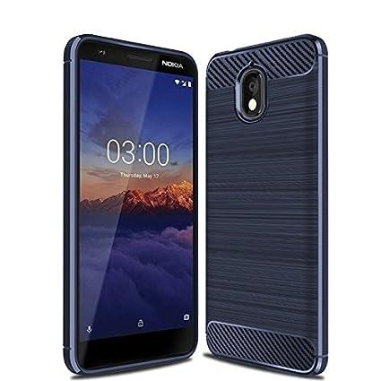 Amazon.com: Funda para Nokia 3.1, Cruzerlite de fibra de ...