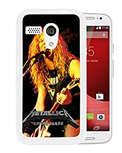 Metallica James Hetfield (2) Durable High Quality Motorola Moto G Phone Case