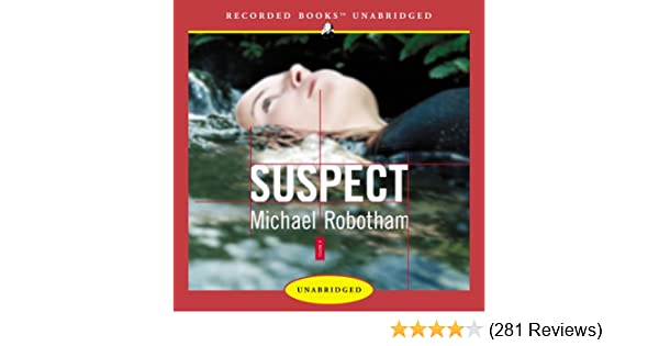 Amazon Suspect Audible Audio Edition Michael Robotham Simon Prebble Recorded Books