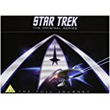 The Complete Star Trek Original Series - Full Journey DVD Collection: Season 1, 2, 3 + Special Features (23 Discs) Box Set