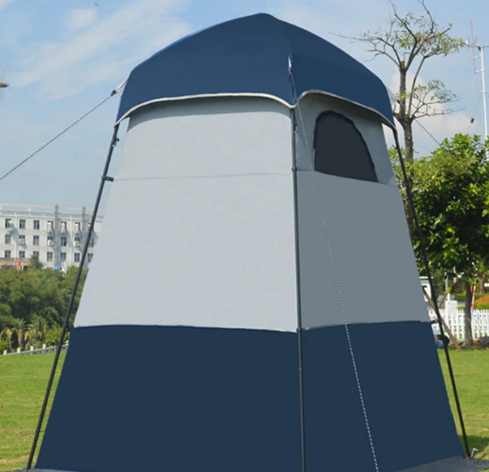 Dylisy Douche extérieure Tente De Bain Dressing Tente Camping Plage De Pêche Tente Toilette Mobile Modèle Dressing Tent 190X190X240Cm  -