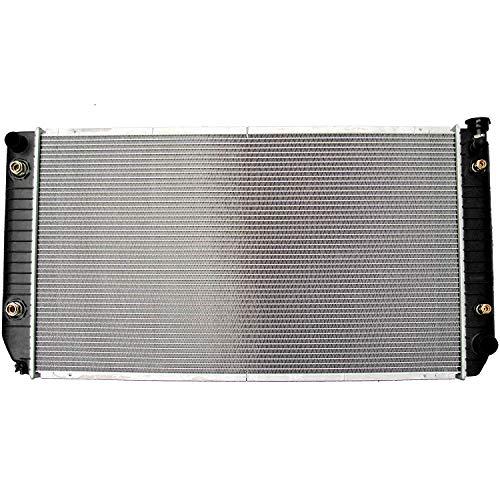 (SCITOO Radiator Compatible with 1994-2000 GMC C2500 Suburban GMC C3500HD K2500 Suburban GMC K3500)
