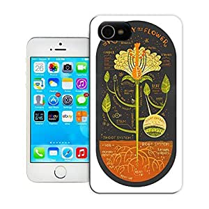LarryToliver You deserve to have The Anatomy of a Flower art print For Iphone 6 cases with 4.7 inch