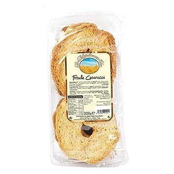 Taralloro Friselle Caserecce 7.05 oz: Amazon.com: Grocery ...