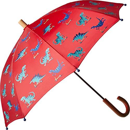 Hatley Kids Men's Scooting Dinos Umbrella Scooting Dinos One Size