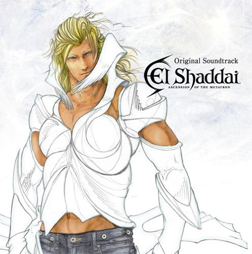 El Shaddai - Ascension Of The Metatron O.S.T. [Japan LTD CD] SQEX-10244 by GAME MUSIC(O.S.T.) (2011-04-27)