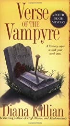 Verse of the Vampyre (Poetic Death Mystery, Book 2)