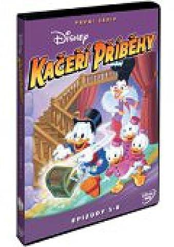 Kaceri Pribehy 1.serie - Disk 2. (Ducktales Season 1 : Vol. 1 - Disc 2) (Ducktales Volume 2 Dvd)